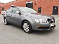 MAY 2009 VOLKSWAGEN PASSAT S TDI ONLY 87,000 MILES FULL SERVICE HISTORY ONE OWNER