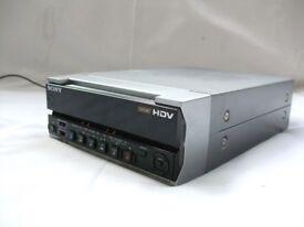 SONY HVR-M15E HDV / DVCAM / MiniDV DECK RECORDER (PAL/NTSC)