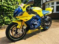 Yamaha R6 R - race spec!