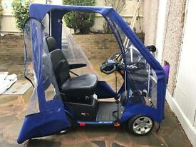 Mobility Scooter immaculate condition with rain cover PX Welcome