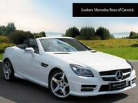 Mercedes-Benz SLK SLK250 CDI BLUEEFFICIENCY AMG SPORT (white) 2014-06-30