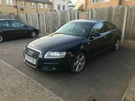 Audi A6 S Line 2.0 TDI for sale.