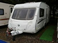 2008 Swift Coastline 480 SE 2 Berth End Washroom Caravan with MOTOR MOVER