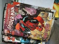 Marvel Comics Astonishing Spider-Man 398 issues