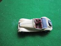 DINKY DIE CAST CAR MODELS