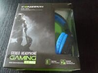 PC Laptop Computer Gaming Headphone Over ear Headset