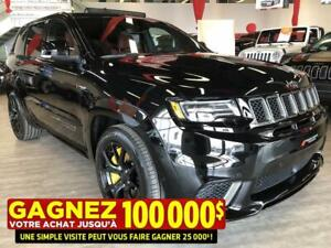 2018 Jeep Grand Cherokee TRACK HAWK**SUPERCHARGED**UNIQUE**707 H