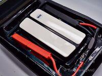 12000mAh Car Jump Starter and Power Bank, Laptop, Phone, Tablet . Mini Fridge