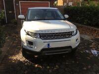 2012 Range Rover Evoque SD4 Pure 4x4