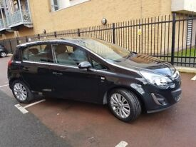 Vauxhall Corsa SE 5 Door 2014 Black