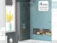 Good quality bath shower glass screen
