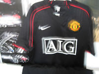 Manchester United Shirt and Shorts