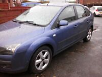 Ford focus 2005 new shape