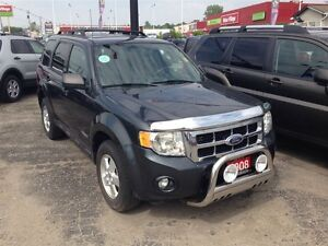 2008 Ford Escape XLT * POWER ROOF * LEATHER London Ontario image 12