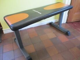 Gym Fitness Workout Exercise Gym Bench - Weight Press Barbell Dumbbell Lifting