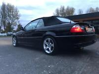 *Cheap* BMW 318ci in Black - SERVICE HISTORY - CLEAN CONDITION