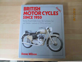 British Motorcycles since 1950 - Volume 4 Original publisher