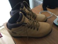 Fire Trap men's boots . only used twice