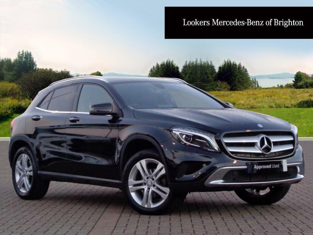 mercedes benz gla class gla 200 d sport premium plus. Black Bedroom Furniture Sets. Home Design Ideas