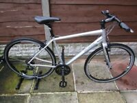 Specialized Sirrus Elite Hybrid Bike In Medium Size 19inch. Fantastic Condition Only Used Twice