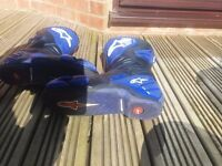 Alpinestar size 9 boots, good condition