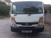 Nissan Cabstar 2.5 DCI Tipper With Tool storage Low miles New M.O.T