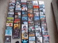 63 JOB LOT DVDS