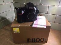 Nikon D800E & 24-70mm Lens