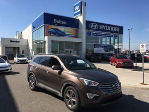 2014 Hyundai Santa Fe XL Luxury 24726 KM'S Leather PanoRoof Came
