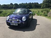 2005 Mini Cooper S Convertible / Cabriolet - gorgeous, fully loaded, low miles