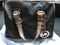 Michael Kors Brown Logo Bag