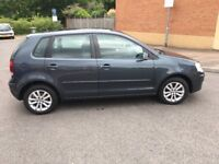 Automatic 1.4 petrol VW polo for sale