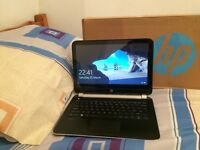 HP Pavilion TouchSmart11, 8GB ram 500GB, bluetooth, webcam laptop pc
