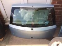 Fiat Punto boot lid mk2