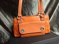 Marc Jacobs Leather Tote Handbag