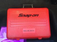 Snap on Solus Ultra Diganostic 14.4v every cable for every car