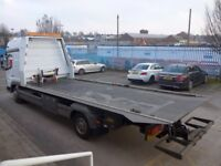 EMERGENCY CAR BIKE VAN BREAKDOWN RECOVERY TOW TRUCK TOWING SERVICE NATIONWIDE RECOVERY M1 M3 M4 M26