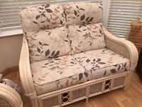 ***BRAND NEW*** RATTAN THREE PIECE SUITE - All reasonable offers considered