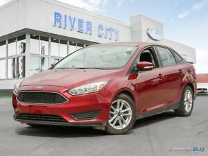 2015 Ford Focus $117 b/w tax in pmts | SE
