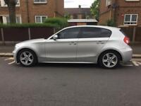 ***BMW 120D SPORT, 2006, 1 YEARS MOT...90K MILEAGE.