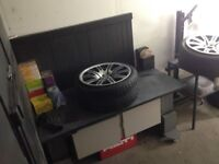 Alloy Wheel Refurb - £25 per wheel WEST DRAYTON