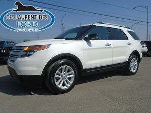 2014 Ford Explorer XLT/GPS 1ier VERSEMENT AVRIL