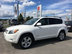 2008 Toyota RAV4 Sport 4WD ~Low Km ~Power Sunroof