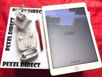 Apple iPad Air 2 64gb, Gold, WiFi + Cellular, Unlocked, +WARRANTY, NO OFFERS