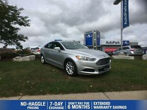 2015 Ford Fusion SE/BLUETOOTH/HEATED SEATS/CRUISE/KEYLESS
