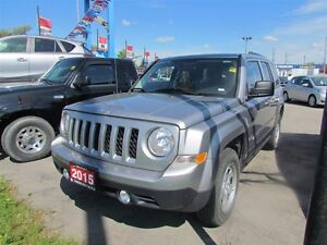2015 Jeep Patriot Sport/North * 4X4 * ONE OWNER London Ontario image 3