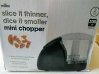 Mini chopper - hardly used