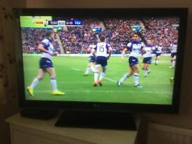 LG 42 HD TV