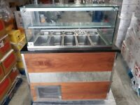 Igloo Buffet Serve Over Counter Display Fridge. Very Good Conditions. London NW10