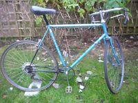 Vintage bike.
